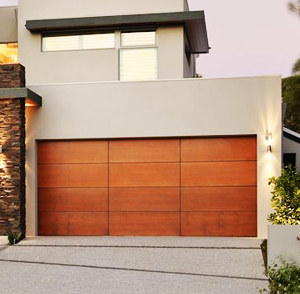 Alu-Wood Garage Doors