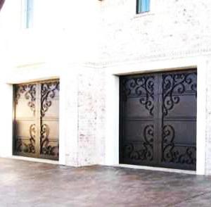 Custom Design Garage Doors