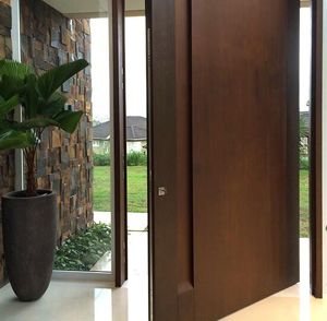 Wooden Pivot Doors